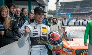 Mercedes F1 test driver Wehrlein clinches DTM title