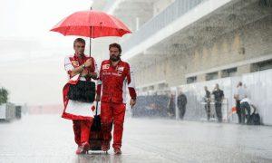 LIVE: United States Grand Prix FP1