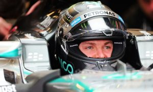 Rosberg tops wet opening session in Austin