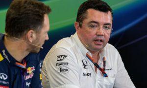 Boullier explains McLaren desire for exclusivity