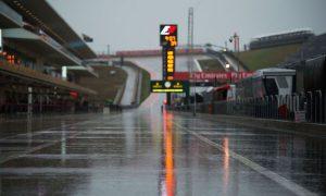 USGP qualifying postponed until Sunday