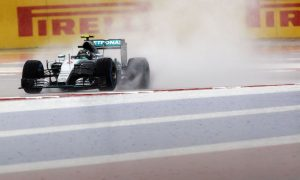 Rosberg takes pole as Q3 cancelled in Austin