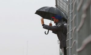 Drivers back decision to postpone qualifying
