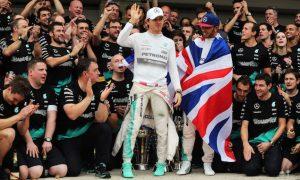 Hamilton and Rosberg 'enemies in the same team'