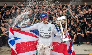 Hamilton already a great - Alonso