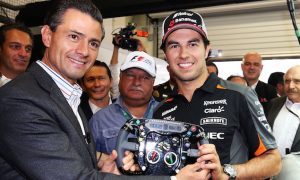 Race will be 'biggest day of my career' - Perez