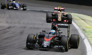 Alonso: Car felt 'strange' during Brazilian GP