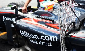 Alonso 'still sees progress' at McLaren