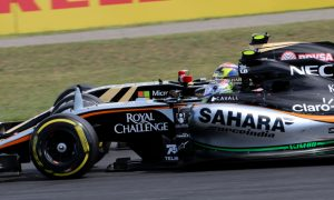 Force India looks to wrap up fifth place at Interlagos