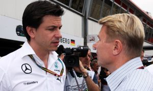 Hakkinen keen to see Aston Martin return to F1