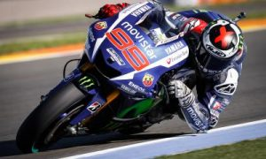 Third time's still a charm for Lorenzo