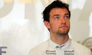 Palmer backing modest compared to other drivers