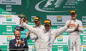 Massa chases repeat podium in home race