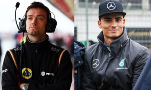 Palmer and Wehrlein team up again for Race of Champions