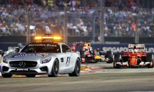 Singapore GP track invader jailed for six weeks