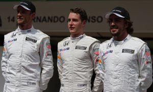 Vandoorne completes maiden Super Formula test