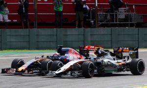 Verstappen: Don't compare Hamilton's struggle to my passes