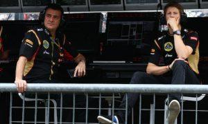 Haas move good for Grosjean - Gastaldi