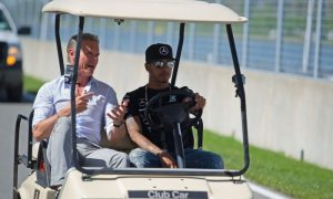 Coulthard quizzical about Mercedes' Rosberg celebration