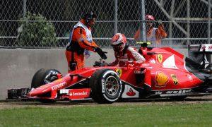 New engine for Raikkonen leads to grid penalty