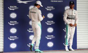 Hamilton 'wary' of Turn 1 potential