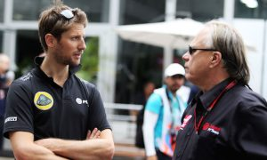 Grosjean attracting more F1 experience to Haas