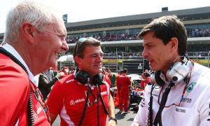 Lowdon keen for another F1 role