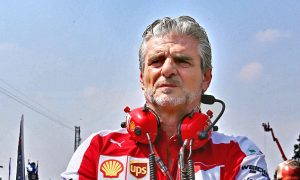 Arrivabene: 'Good is when you win, today it's okay'