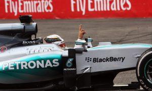 Mercedes confirms Hamilton will race in Brazil