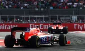 Booth defends Manor test selection
