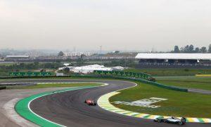 LIVE: Brazilian Grand Prix - FP3