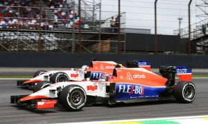Rossi concludes Manor stint with tough race
