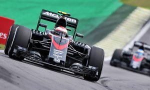Pace of leaders at Brazil was 'scary', admits Button
