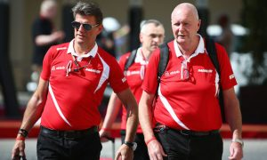 Mixed emotions for Lowdon after final Manor race