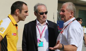 Abiteboul coy as doubts grow over Renault's Lotus deal