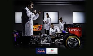 Red Bull hints at TAG engine branding for 2016
