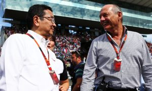 'F1 success takes time to achieve' – Dennis
