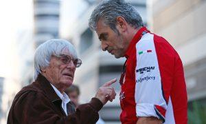 Ecclestone: Mercedes-Ferrari juggernaut could destroy F1