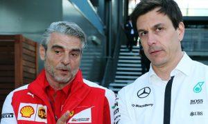 Ecclestone hints at Mercedes/Ferrari entente