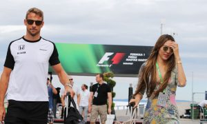 Jenson Button and wife Jessica Michibata part ways