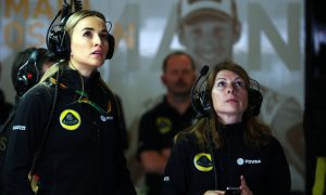 Jorda happy with experience-gathering year at Lotus