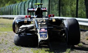 Maldonado annoyed to be singled out for mistakes