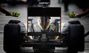 New Renault F1 chassis passes FIA crash tests