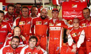 Ferrari a happier place in 2015, notices Raikkonen