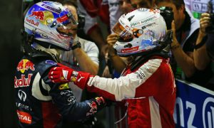 Ferrari move revitalised Vettel – Ricciardo