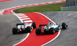 Rosberg insists Hamilton went 'too far' in Austin