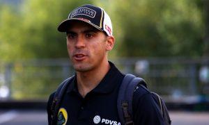 Maldonado unhappy with stewards' harshness