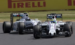 Williams 'almost disappointed' with Constructors' position
