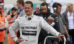 Report Schumacher can walk 'is not true' - manager