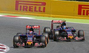 Horner praise for 'exciting' Toro Rosso pair